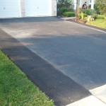 driveway edge extended